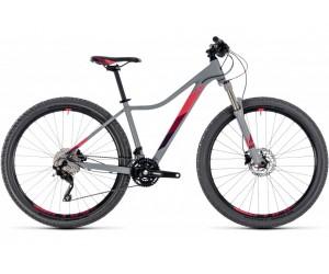 Велосипед Cube ACCESS WS RACE 27.5 (grey´n´berry) 2018 года фото, купить, киев, запорожье