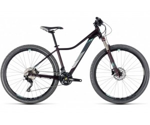 Велосипед Cube ACCESS WS RACE 27.5 (hazypurple´n´mint) 2018 года фото, купить, киев, запорожье