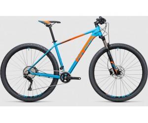 Велосипед Cube ACID 29 (blue flashorange) 2017 года фото, купить, киев, запорожье