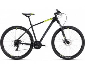 Велосипед Cube Aim Pro 27.5 (black´n´flashyellow) 2018 года фото, купить, киев, запорожье