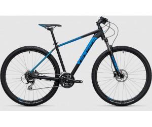 Велосипед Cube Aim Race 29 (black blue) 2017 года фото, купить, киев, запорожье