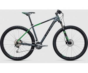 Велосипед Cube Analog 29 (darkgrey green) 2017 года фото, купить, киев, запорожье