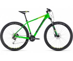 Велосипед Cube ANALOG 29 (flashgreen´n´grey) 2018 года фото, купить, киев, запорожье
