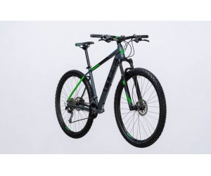 Велосипед Cube Analog 29 (darkgrey green) 2017 года