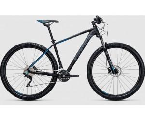 Велосипед Cube Attention 29 (blue flashorange) 2017 года фото, купить, киев, запорожье