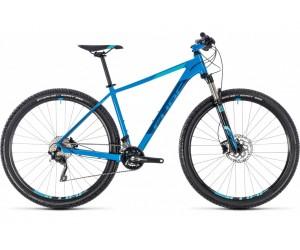 Велосипед Cube ATTENTION SL 29 (aqua´n´blue) 2018 года фото, купить, киев, запорожье