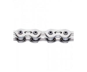 Цепь инд. 100 зв. 1/2x1/8 KMC K710SL silver/silver