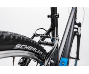 Велосипед Cube Curve (black´n´blue) 2017 год