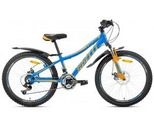 Велосипед Spelli Cross 24 Disk фото, купить, украина