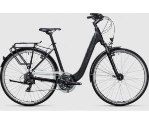 Велосипед Cube Touring (black´n´white) 2017 год фото, купить, киев, запорожье