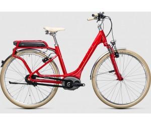 Велосипед Cube Elly Cruise Hybrid 400 (red´n´white) 2017 фото, купить, киев, запорожье