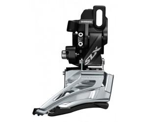Переключатель передний Shimano FD-M7025 SLX, 2X11 прямой монтаж, DOWN-SWING, универс. тяга фото, купить, киев, запорожье