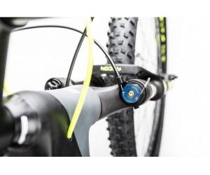 Велосипед Cube Reaction GTC Pro 2x (grey´n´flashyellow) 2017 год