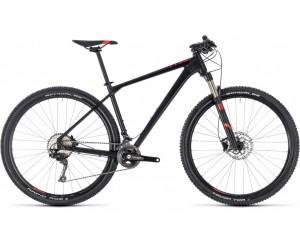 Велосипед Cube Reaction PRO 29 (black´n´red) 2018 года фото, купить, киев, запорожье