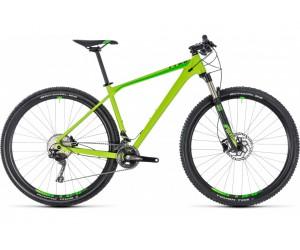 Велосипед Cube Reaction PRO 29 (green´n´black) 2018 года фото, купить, киев, запорожье