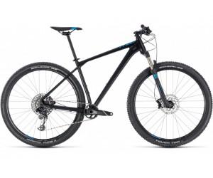 Велосипед Cube Reaction RACE 29 (black´n´blue) 2018 года фото, купить, киев, запорожье