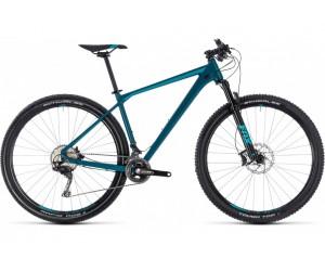 Велосипед Cube Reaction SL 29 (darkblue´n´mint) 2018 года фото, купить, киев, запорожье