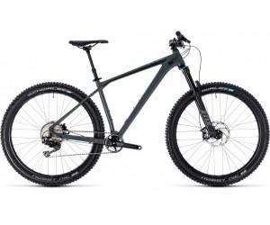 Велосипед Cube Reaction SL 29 (black´n´blue) 2018 года фото, купить, киев, запорожье