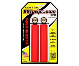 Грипсы ESI Racer's Edge Red (красные) фото, купить, киев, запорожье