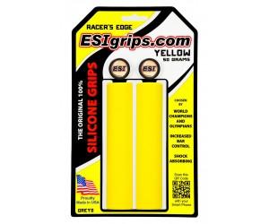 Грипсы ESI Racer's Edge Yelllow (желтые) фото, купить, киев, запорожье