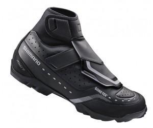 Велоботинки зимние Shimano MW7, GORE-TEX® фото, купить, киев, запорожье