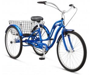 Велосипед 26 Schwinn Town&Country 2017 blue фото, купить, киев, запорожье
