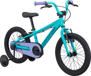 Велосипед 16 Cannondale Trail girls SS TRQ OS 2018 фото, купить, киев, запорожье
