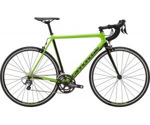 Велосипед 28 Cannondale S6 EVO Carbon Tiagra GRN зеленый 2018 фото, купить, киев, запорожье