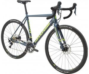 Велосипед 28 Cannondale CAADX Ultegra SLA серо-синий 2018 фото, купить, киев, запорожье