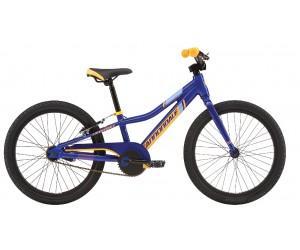 Велосипед 20 Cannondale boys SS синий с оранжевым фото, купить, киев, запорожье