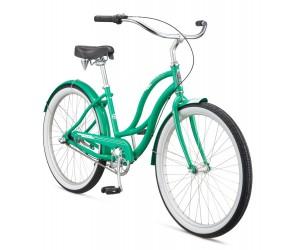 Велосипед 26 Schwinn Fiesta Women 2017 green фото, купить, киев, запорожье
