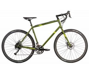 Велосипед 28 Pride Rocx Tour хаки/лайм (2018 год) фото, купить, киев, запорожье