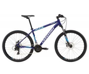 Велосипед 27,5 Cannondale Trail 8 2016 синий фото, купить, киев, запорожье