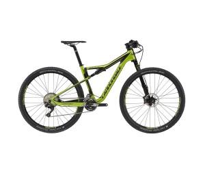 Велосипед 29 Cannondale SCALPEL SI 4 Crb зеленый 2017 год фото, купить, киев, запорожье