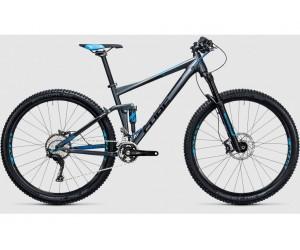 Велосипед CUBE STEREO 120 HPA PRO (iridium´n´blue) 2017 год фото, купить, киев, запорожье