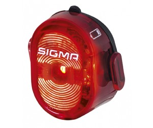 Задняя мигалка Sigma NUGGET II FLASH