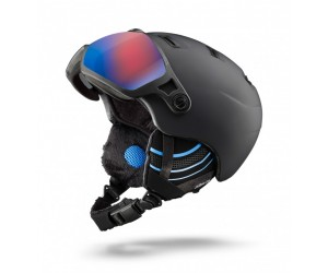 JULBO ШЛЕМ STRATO BLACK-BLUE, размер 56/58 фото, купить, киев, запорожье