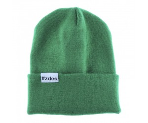 Шапка ZDES Basic (Green)