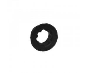 Болт левого шатуна МТВ с интегр. осью /Hollowtech II, пластик фото, купить, киев, запорожье