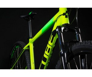 Велосипед Cube Aim 29 (kiwi´n´black) 2018 года