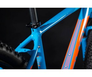 Велосипед Cube Aim Pro 27.5 (blue´n´orange) 2018 года