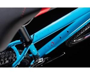 Велосипед Cube Aim SL 27.5 (blue´n´red) 2018 года
