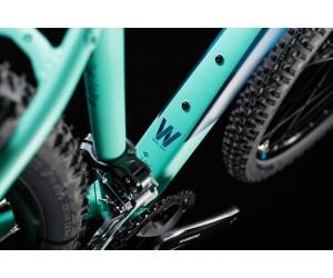 Велосипед Cube ACCESS WS PRO 27.5 (mint´n´raspberry) 2018 года