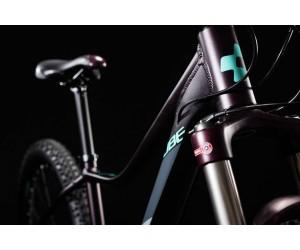 Велосипед Cube ACCESS WS RACE 27.5 (hazypurple´n´mint) 2018 года