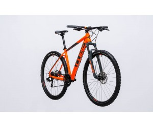 Велосипед Cube Aim Pro 27.5 (flashorange grey) 2017 года
