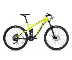 Велосипед GHOST Kato FS 2.7 AL 27.5 (2018 год) фото, купить, киев, запорожье