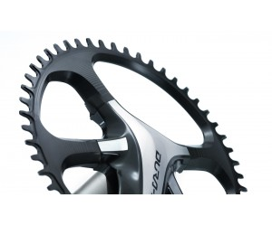 Звезда Garbaruk круг (ROUND) 110 BCD (Shimano Dura-Ace FC-9000) Road/CX