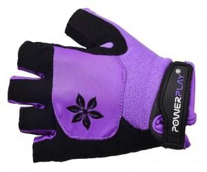 Перчатки женские PowerPlay 5284 (purple) фото, купить, киев, запорожье