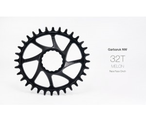 Звезда Garbaruk овал (MELON) Direct Mount Race Face Cinch (BOOST)