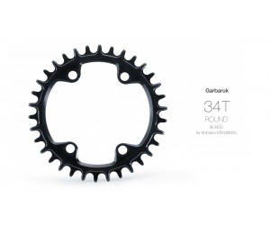 Звезда Garbaruk круг (ROUND) 96 BCD (XTR-M9000) фото, купить, киев, запорожье